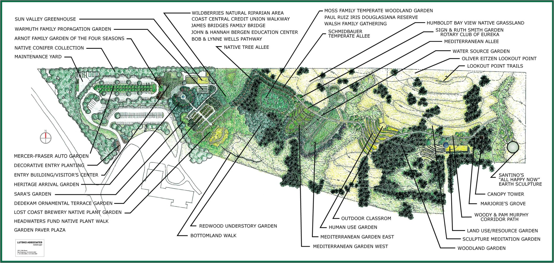 Future Gardens   Humboldt Botanical Garden